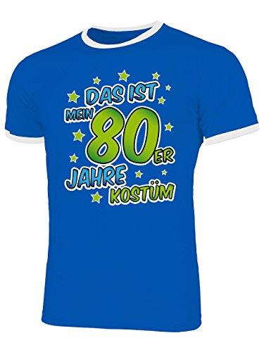 80er Jahre Kostüm Männer T-Shirt Motto Schlager Party Karneval Fasching Geschenk Geburtstag Karnevalskostüm Schlagerhemd Schlagerfanartikel Jacket