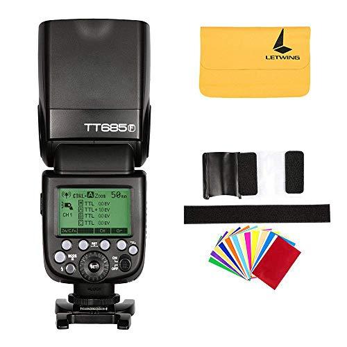 Godox TT685F HSS TTL GN60 Speedlite High-Speed Sync Externe TTL Für Fujifilm Kamera Fuji X-T2 X-T1 X-T1 X-T1 X-Pro1 X100F