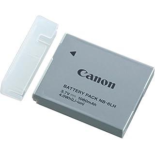 Canon NB-6LH camera/camcorder battery Ión de litio 1060 mAh - Camera/Camcorder Batteries (Ión de litio, 1060 mAh, Cámara, Canon PowerShot D10, D20, ELPH 500, N, S90, S95, SD1200 IS, SD1300 IS, SD3500 IS, SD4000 IS, SD770..., 3,7 V, Plata) (B00EL3SJN2) | Amazon price tracker / tracking, Amazon price history charts, Amazon price watches, Amazon price drop alerts