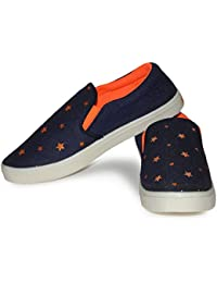 Scantron Men/Boy Casual Canvas Loafers Shoes_Casual Shoes With Stylish Look New Latest Fashionable Trail Casual...