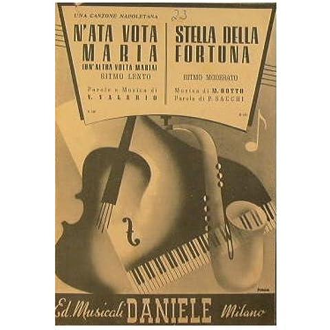 N'ata vota Maria ( ritmo lento ) - Stella della fortuna ( ritmo moderato )