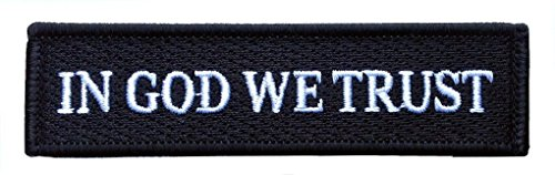 In GOD We Trust - Tactical Morale Patch