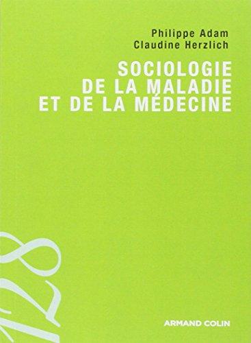 Sociologie de la maladie et de la médecine