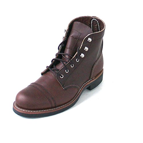 Red Wing Shoes, Bottes pour Femme Braun (amber harness)