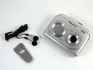 lecteur cassette portable enregistreur vocal radio fm mini. Black Bedroom Furniture Sets. Home Design Ideas