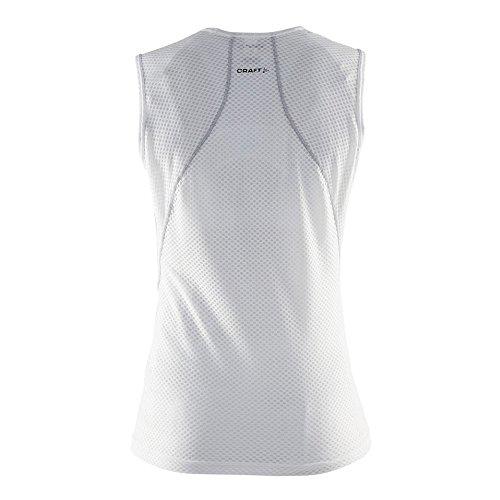 Craft 1D Stay Cool Superlight Débardeur Femme 1900 Blanc