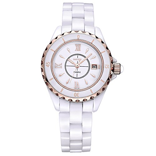 Damen-Armbanduhr Nakzen. Quarz Uhren-Armband für Damen