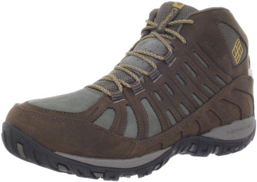 Columbia Peakfreak Enduro Mid Leather Outdry, Chaussures de randonnée homme Marron (231 Cordovan Dark Banana)