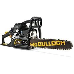 Mcculloch Tronçonneuse à essence CS35S, 1pièce, noir/orange, 00096-76.247.14