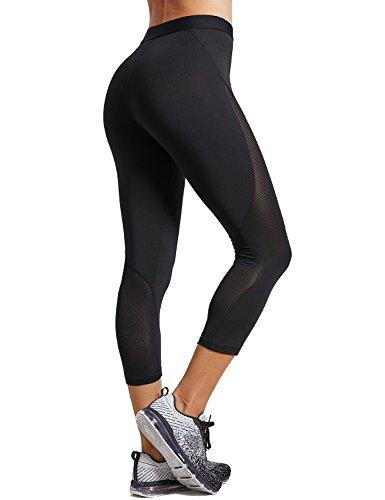 SYROKAN - Pantalones Mallas Deportivas Fitness Para