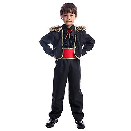 Spanisch Männlichen Kostüm - GUAN Halloween kleidet das Spielshowkostüm der
