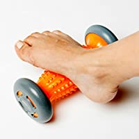 Rodillo para pies – Masajeador para fascitis plantar y para el dolor del puente del pie y el talón – Relajación con terapia de punto de activación – Natural Chemistree