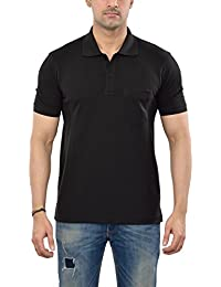 Polo Tshirt For Men Casual Wear Cotton Polo T-Shirt - Half Sleeves By Share