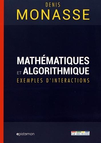 Mathématiques et algorithmique : Exemples d'interactions