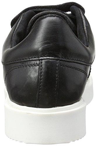 La Strada 030013, Sneakers basses femme Schwarz (Black)
