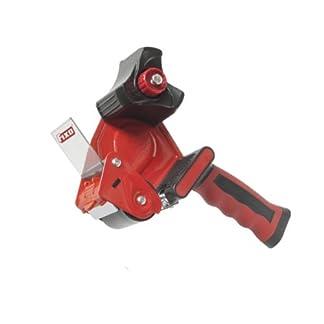 Dispensador precinto metalico maquina precintar pistola mango ergonomico embalar