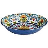 Lakeland Amalfi Unbreakable Melamine Picnicware Salad Bowl