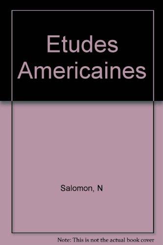 Etudes Americaines
