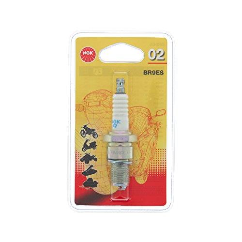 NGK Spark Plugs BR9ESBL1Spark Plug in blister 2R N2BR9ES
