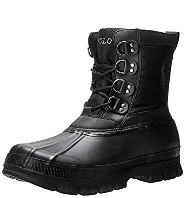 polo ralph crestwick s snow duck boots