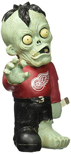 Detroit Red Wings NHL Zombie Figurine