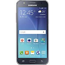 "Samsung Galaxy J5 - Smartphone libre Android (5"", 1.5 GB RAM, 8 GB, 13 MP), color negro"