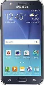 Samsung Galaxy J5 Smartphone (5 Zoll (12,7 cm) Touch-Display, 8 GB Speicher, Android 5.1) schwarz