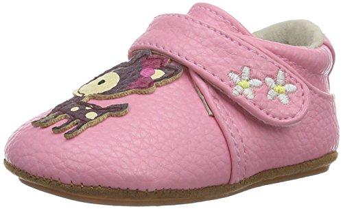 Rose & Chocolat Rcm 1048, Chaussures Marche Bébé Fille