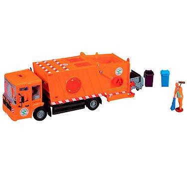 Majorette Toys Iberia - Camión basura con contenedor por Majorette