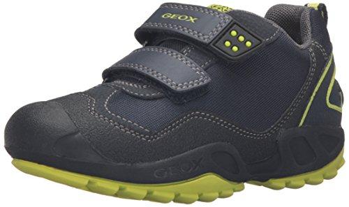 Geox J N Savage B Chicos zapatillas de deporte / zapatos -Navy-33