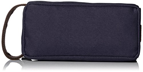 Timberland Mens Canvas Utility Kit Navy
