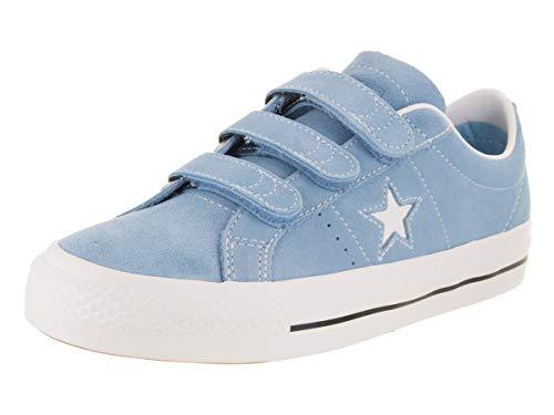 Converse - 162519c Unisex-Erwachsene, Blau (Light Blue/Navy/Wh), 40 EU / 43 EU