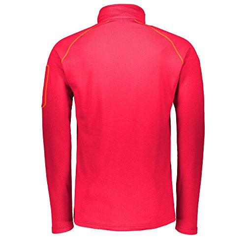 Scott Herren Defined Light Pullover royal red