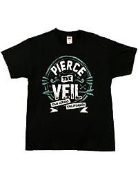 Pierce The Veil San Diego Unisex Official T Shirt Brand New Various Sizes