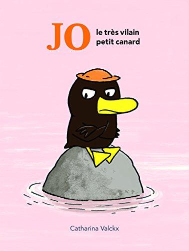 Jo, le très vilain petit canard