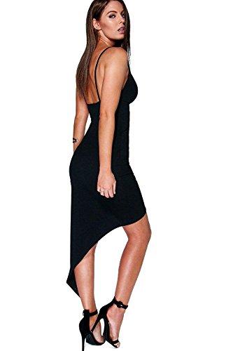 Pfirsich Sarah Bodyconkleid Mit Trägerapplikationen Und Cutout Pfirsich