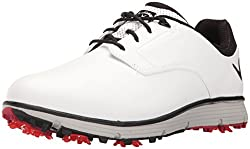 Callaway Men's La Jolla Golf Shoe, White, 8 D Us