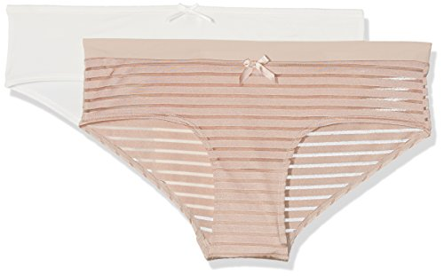 DORINA Women's Louise Hipster (Pack Of 2)