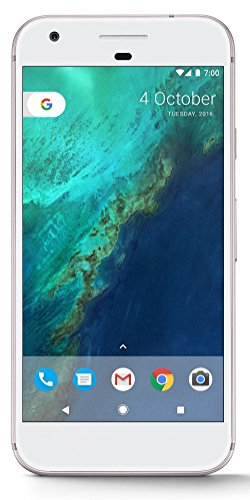 Google Pixel (Very Silver, 128GB)