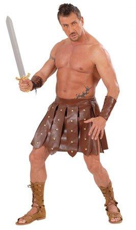 WIDMANN Disfraz de Gladiador de Circo Hombre