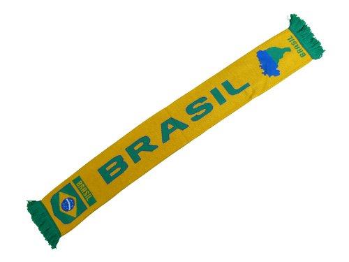 Brasilien Brasil Fanschal