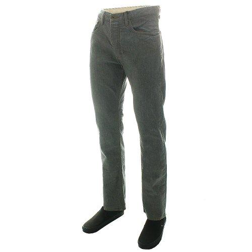 Vans M V36 Straight Jeans Gunmetal Grey, Grey, 32/