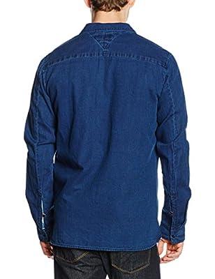Hilfiger Denim Men's Thdm Original L/S 5 Ppi Leisure Shirt