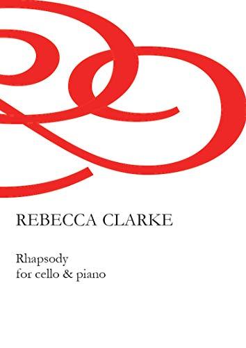 Rebecca Clarke: Rhapsody for Cello & Piano (Nimbus Music Publishing NMP1079)