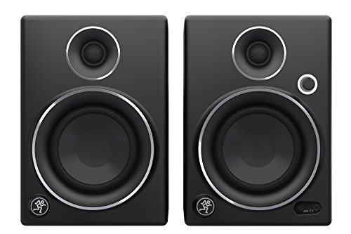 Mackie CR4 LTD Creative Reference Multimedia Monitore (Paar) (Studio-monitore Mackie)