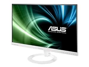 "ASUS VX239H-W 23"" Full HD IPS Blanc écran plat de PC - écrans plats de PC (58,4 cm (23""), 250 cd/m², 1920 x 1080 pixels, 5 ms, LED, Full HD)"