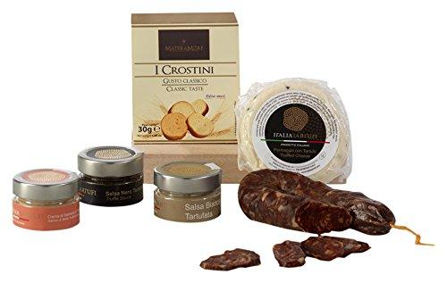 Hay Hampers Gourmet Italian Truffle Hunter Hamper Box