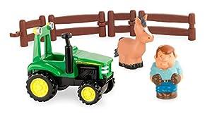 Tomy Farm - Conjunto Tractor Divertido (Bizak 30693067)