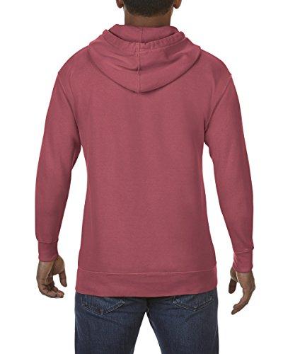 Comfort Colors Herren Sweatshirt Gr. Medium, Crimson