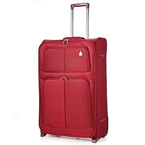 Aerolite 2 Wheel Super Lightweight Upright Suitcase